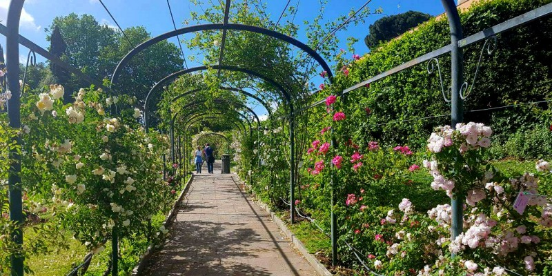 I giardini più belli di Firenze per una romantica passeggiata