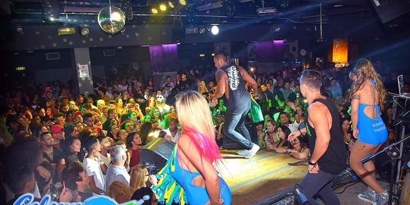 Musica brasiliana, cabaret, party. Ecco il nuovo Arizona 2000