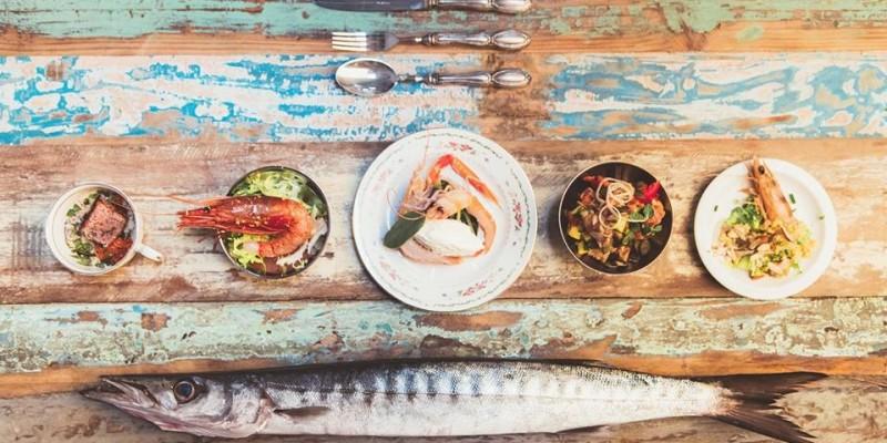I miei 3 ristoranti di pesce preferiti a Nord di Bari