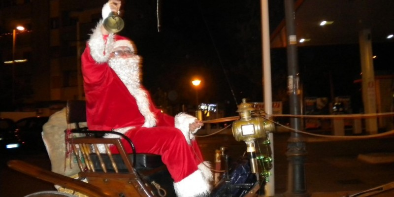 C'è Babbo Natale! 3 posti dove trovarlo a Lecce e provincia