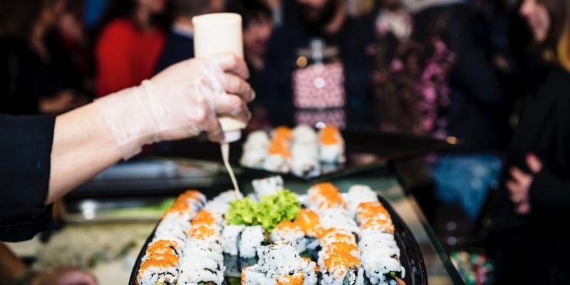 6 ristoranti di sushi a Bari e provincia per la strada verso la cucina nipponica