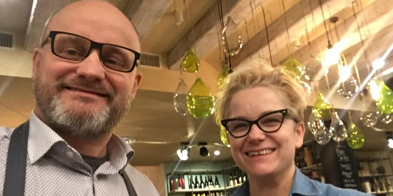 Christian & Susy Carraretto: intervista doppia ai fratelli del Centrale Bistrot