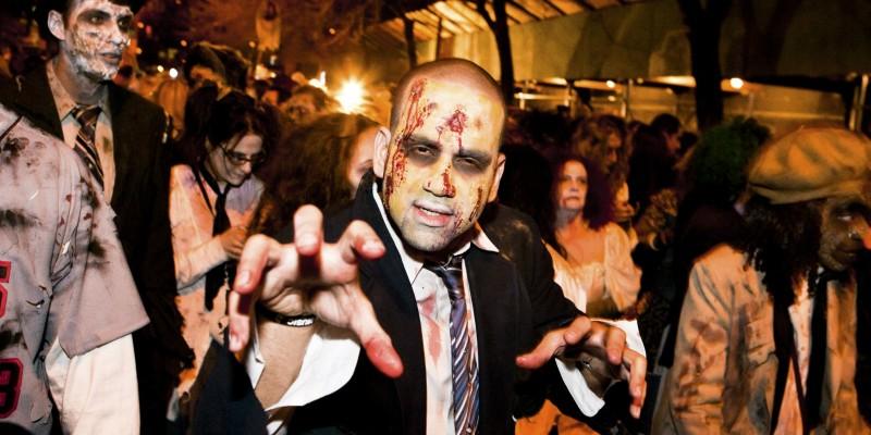 Le feste di Halloween a Como