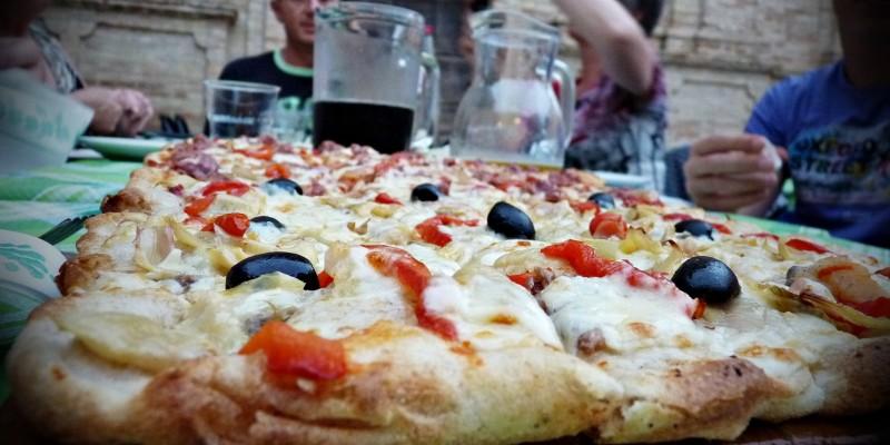 Fattore P, la pizza a cui non puoi resistere in provincia di Verona