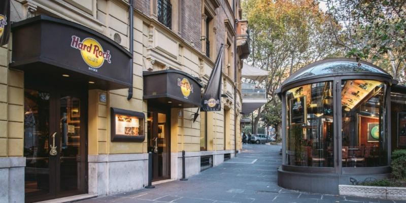 I migliori ristoranti intorno a Via Veneto a Roma, alla ricerca della nuova Dolce Vita