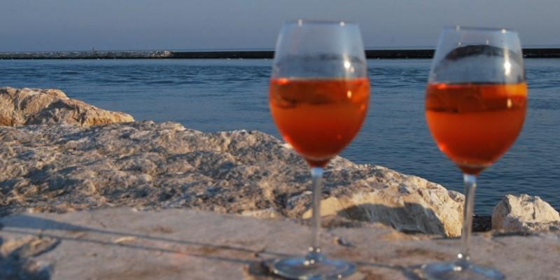 aperitivo spiaggia jesolo