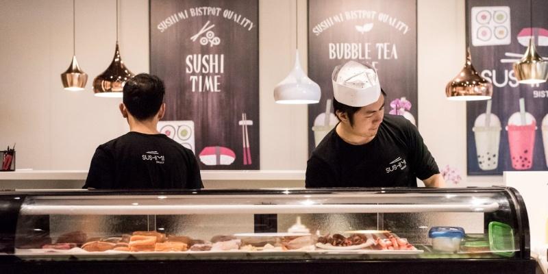 Sushimi Bistrot: la rivoluzione del sushi di qualità nel Centro Commerciale