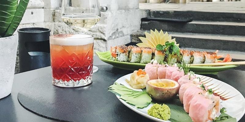 Hai già provato l'aperitivo con il sushi? Le dritte per farlo ora, in Veneto
