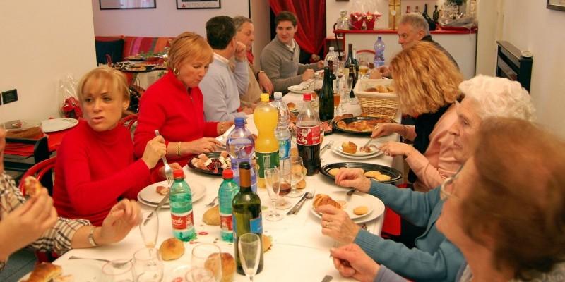 Natale i piatti della cucina romana da portare in tavola for Piatti tipici della cucina romana