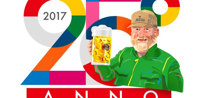 Il programma della 25^ edizione de La Grande Festa di Pierino