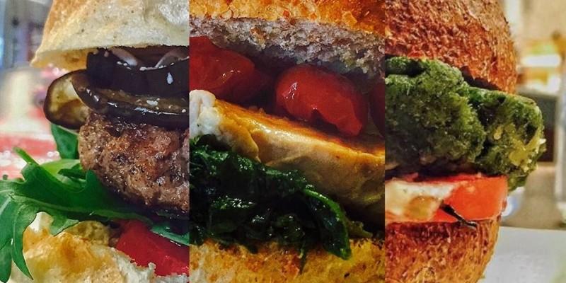 Gli hamburger di HamP