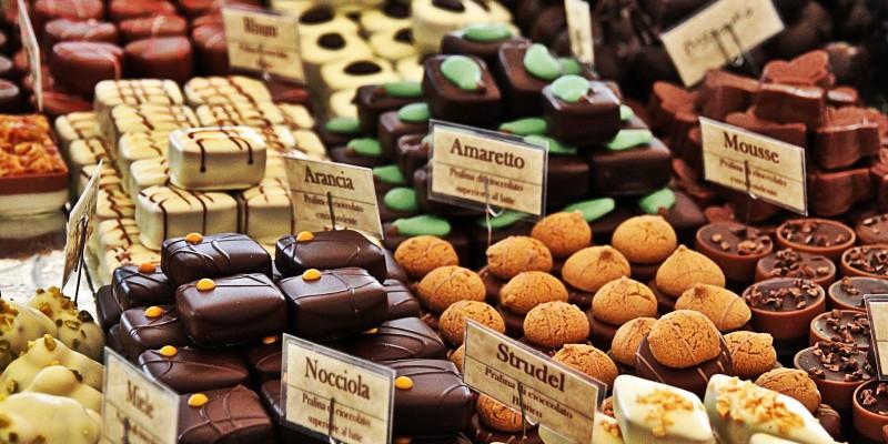 Eurochocolate 2016 a Perugia: da leccarsi i baffi