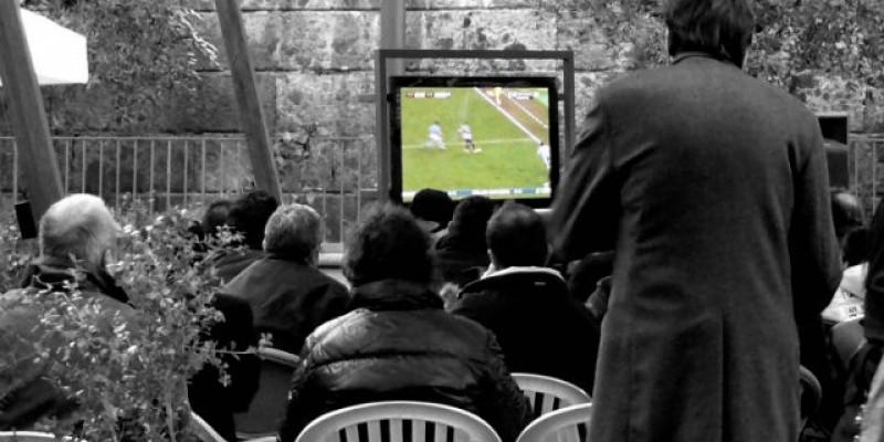 5 locali dove mangiare e guardare le partite di calcio nella BAT