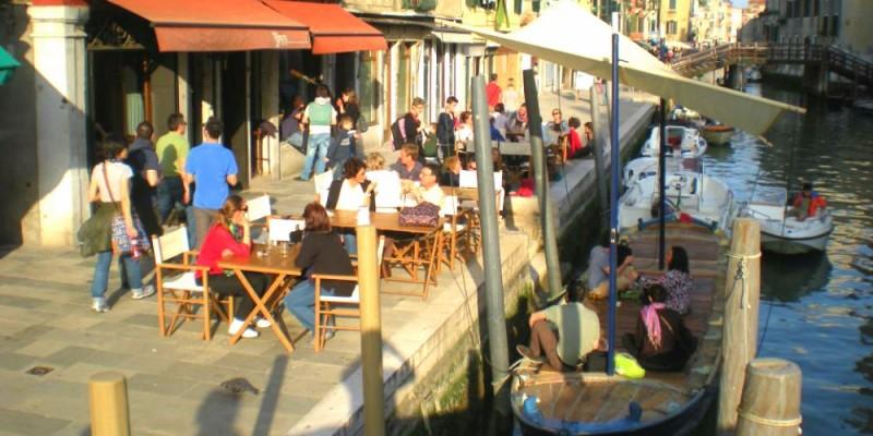 La mia top 5 dei locali all'aperto per fare aperitivo lungo in Veneto