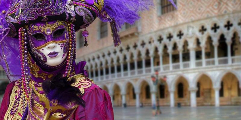 Eventi, party e menù: tutto quello che c'è da sapere sul Carnevale di Venezia 2019
