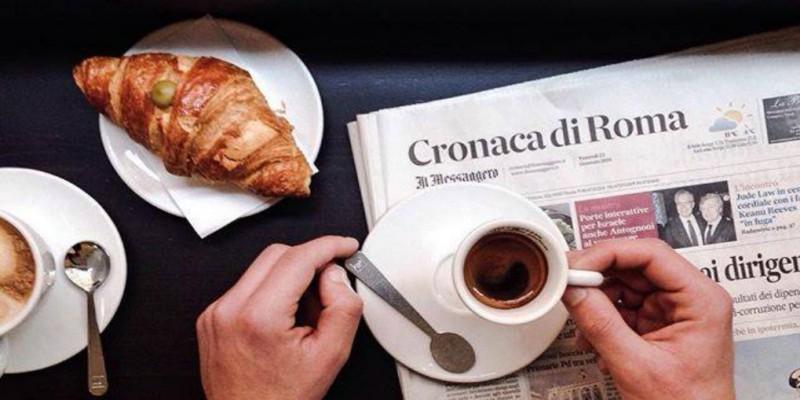 La classifica dei miei 10 bar preferiti per fare colazione a Roma