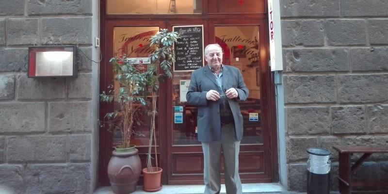 30 anni di Trattoria Nella e non sentirli: Sergio Fattorini racconta l'attività di famiglia