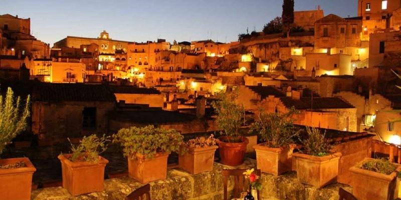 I locali panoramici che ti faranno innamorare di Matera