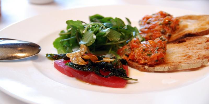 Pesce crudo in Salento: 4 indirizzi di ristoranti imperdibili