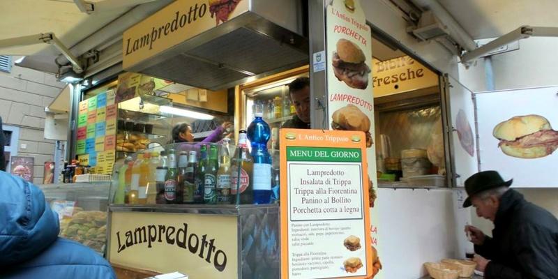La rivincita della cucina povera: chioschi e locali fiorentini in cui sfondarsi di trippa e lampredotto