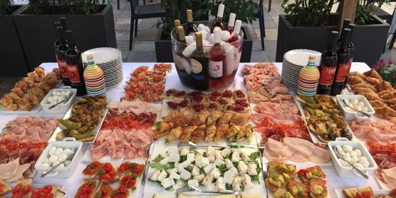 7 posti dove trovi aperitivi a buffet a Lecce e provincia