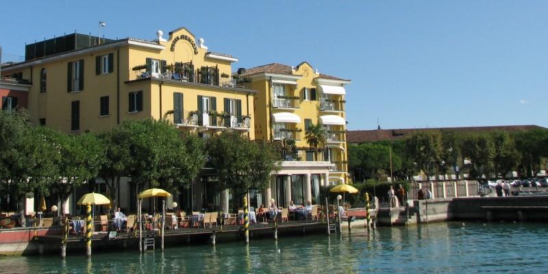 Ecco dove andare a cena negli hotel di lusso del Garda