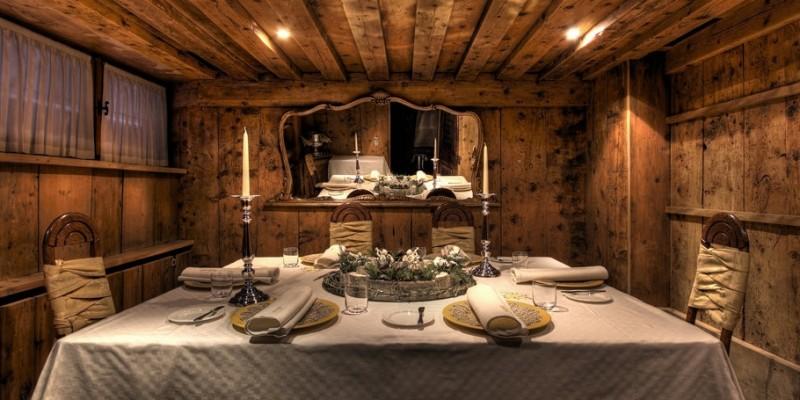 5 ristoranti con stelle Michelin in montagna