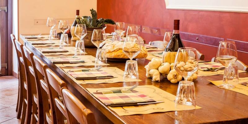 A tavola con il capo: i ristoranti di Firenze dove prenotare pranzi e cene aziendali