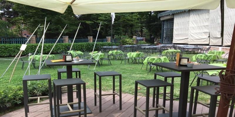 5 tipi di ristoranti con giardino in Veneto che devi provare!