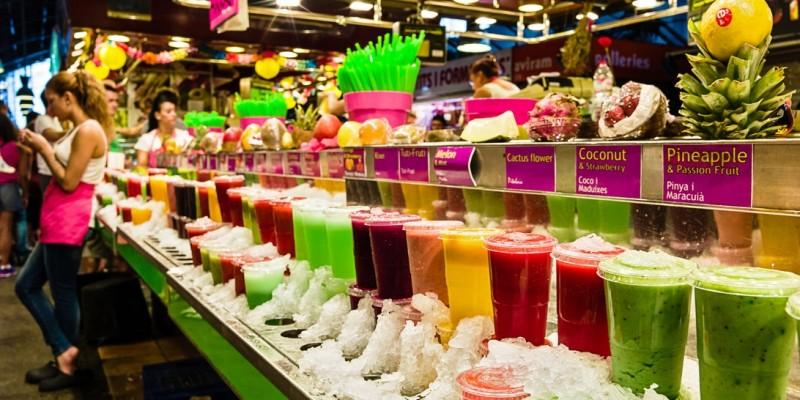 Sete di frutta, le centrifughe più fresche per bere sano a Verona e dintorni