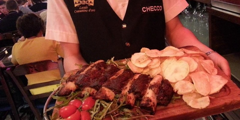 Il piacere della carne in Puglia