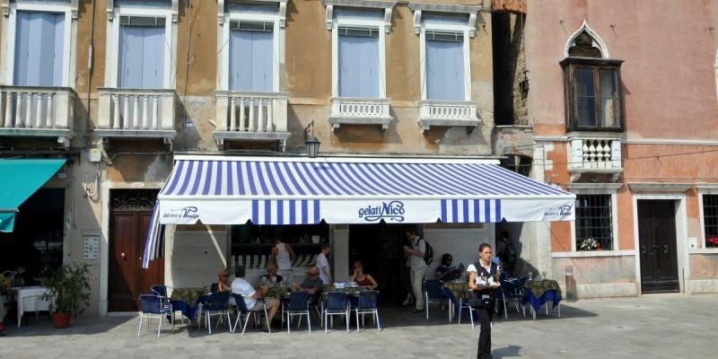 Dove mangiano il gelato i veneziani