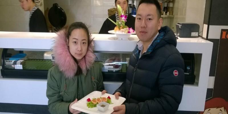 """""""Il nostro segreto? Usiamo solo pesce fresco italiano"""" Linda Lu e Marco Xie ci presentano il Wild Ginger"""