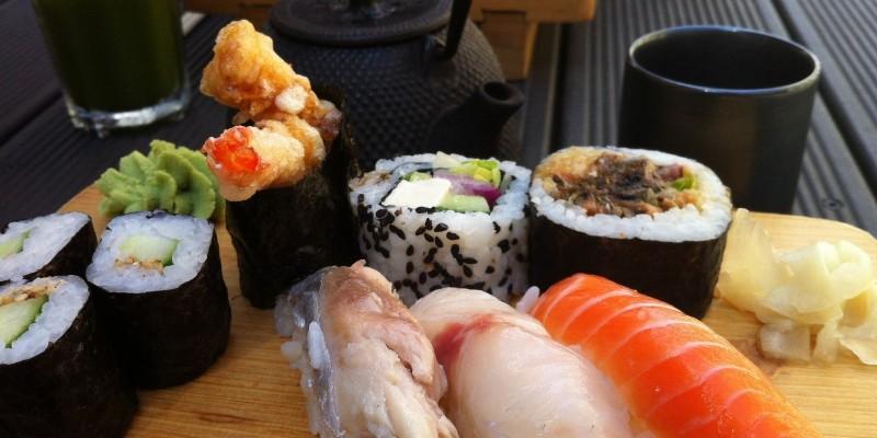 Dove mangiare sushi in Veneto spendendo il giusto