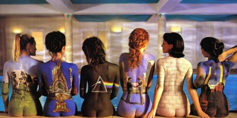 Il rock psichedelico dei Pink Floyd al Santo Graal