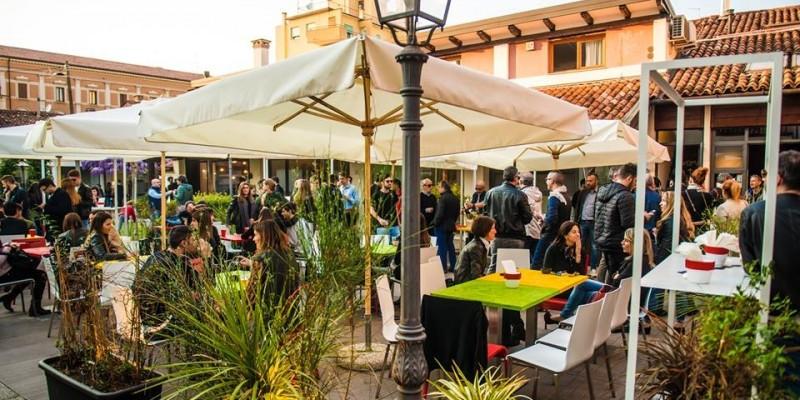 7 dehors per l'aperitivo all'aperto in Veneto