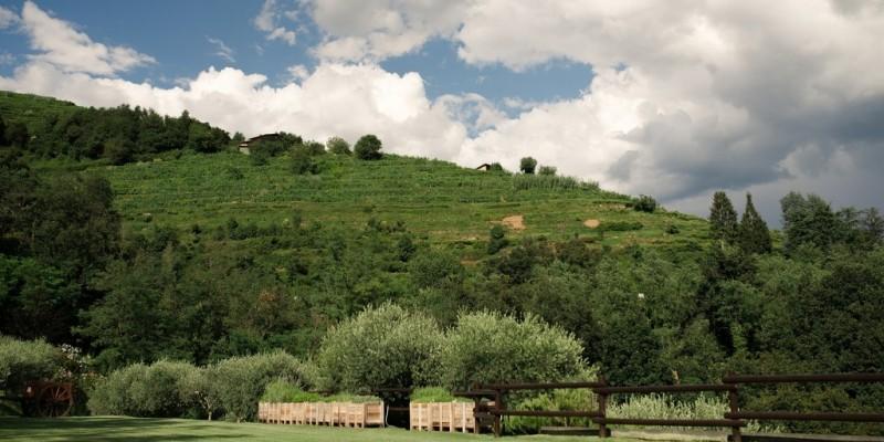 I ristoranti da provare sulle colline in Lombardia