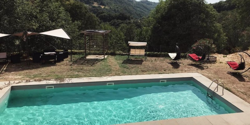 I più bei agriturismi e resort con piscina fuori Roma