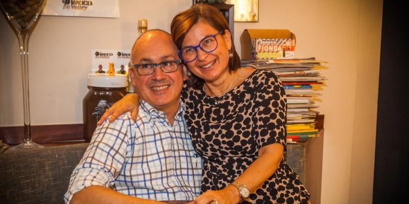 Rosanna e Giuseppe: due cuori e una mission da Gennaro, la più antica pizzeria di Conegliano