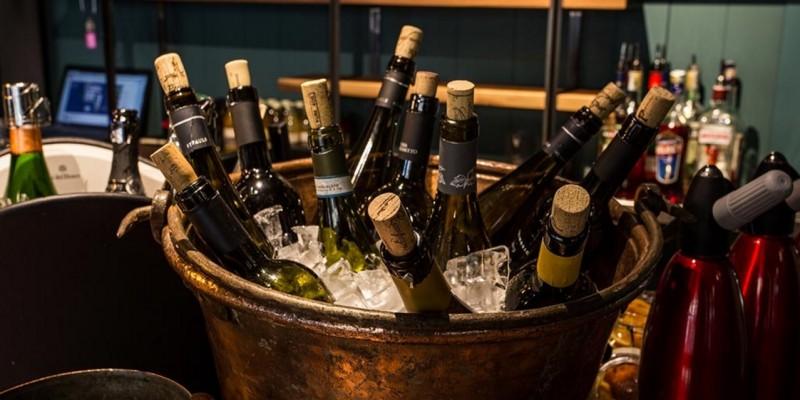 7 wine bar a Treviso con una cantina da veri intenditori
