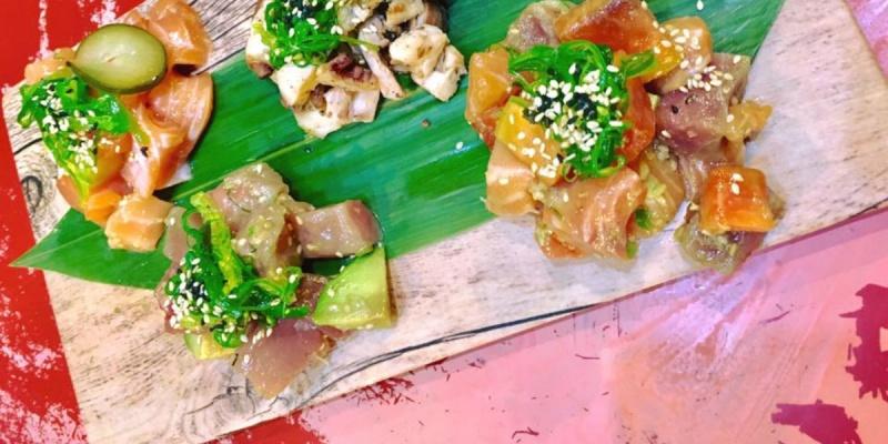 I ristoranti dove mangiare il migliore sushi fusion a Roma