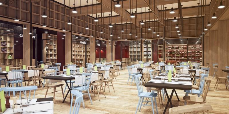 Tutto quello che devi sapere sul nuovo incredibile ristorante che apre questa settimana a Mestre