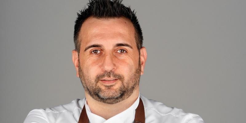 Luciano Passeri, la passione per la cucina di qualità con il piacere di giocare ancora
