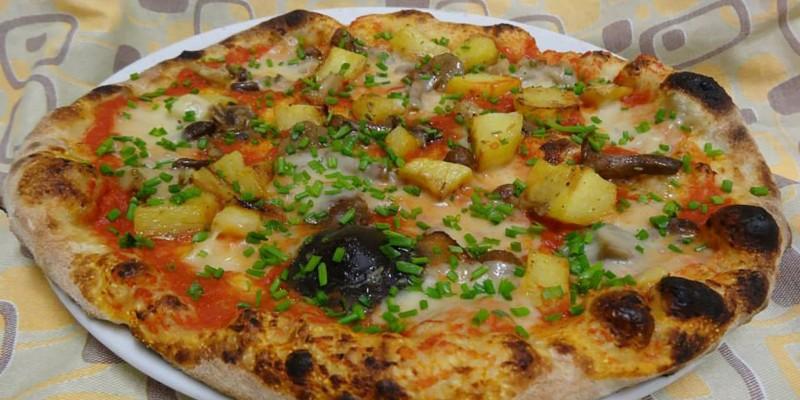 'O famo vegano? Le pizze veg in provincia di Verona