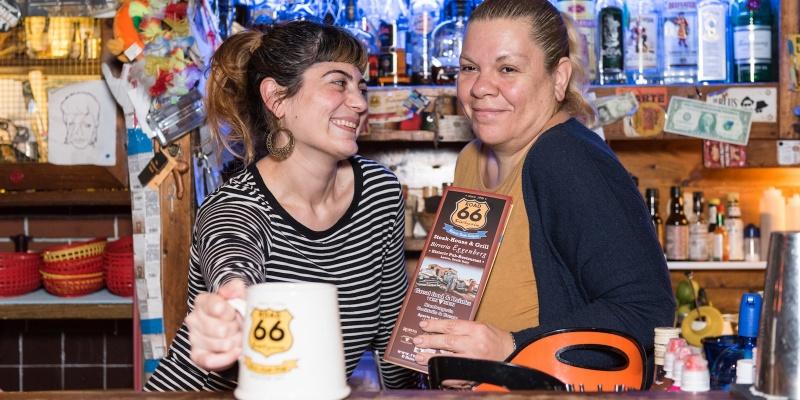 Chi dice donna dice successo. Ecco Simona e Vanessa, le instancabili mamme del Road 66.