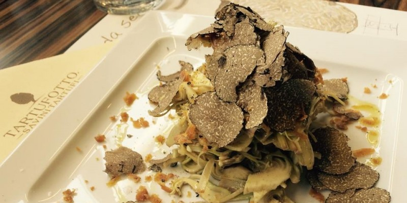 Bianco o nero? 6 ristoranti di Milano dove mangiare il tartufo