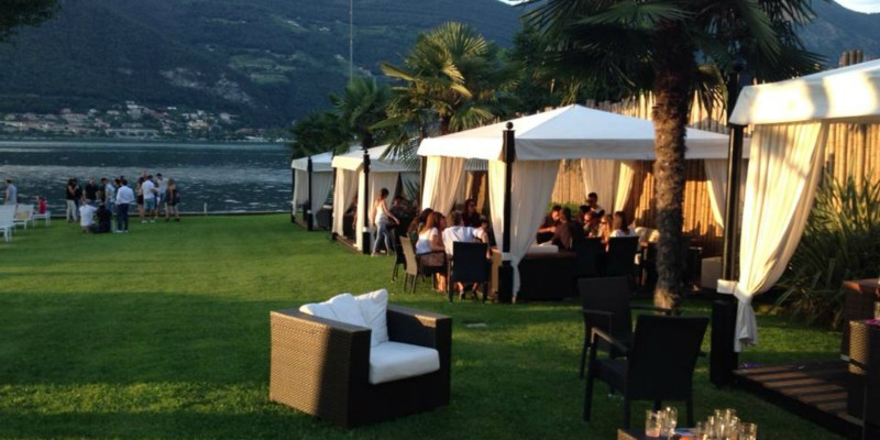 3 locali per serate top sul lago d'Iseo