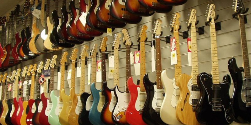 Negozi di strumenti musicali a Verona e provincia