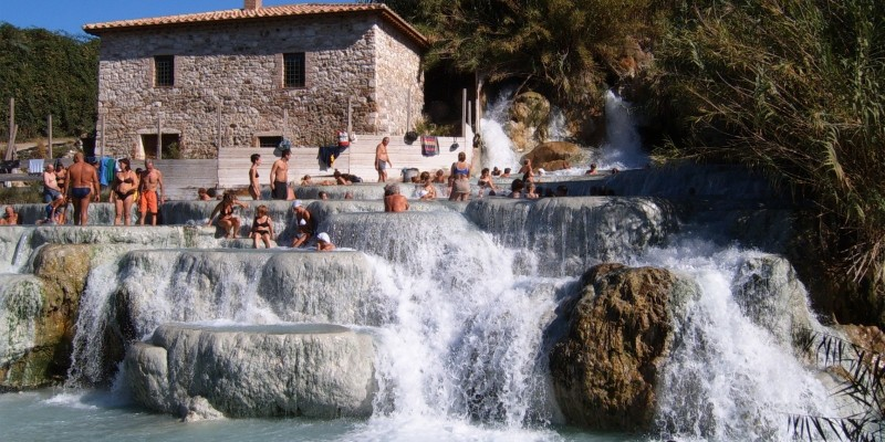 5 terme naturali della Toscana dove goderti una giornata di relax gratuitamente