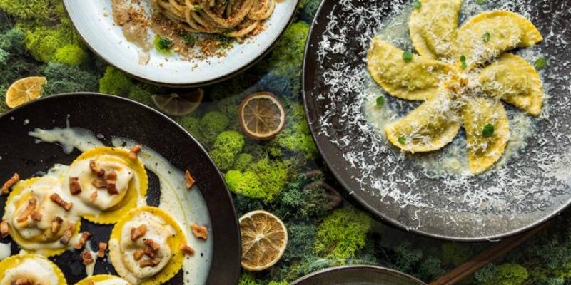 Il futuro a tavola, i migliori ristoranti con cucina innovativa da provare a Roma